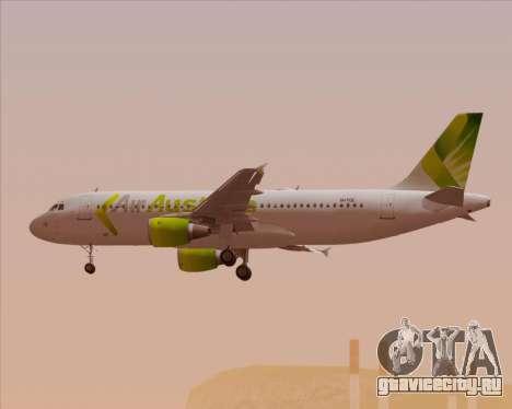 Airbus A320-200 Air Australia для GTA San Andreas
