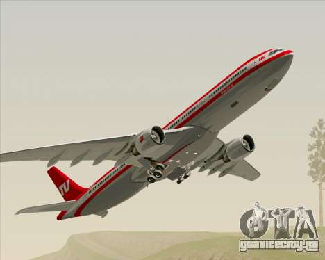 Airbus A330-300 LTU International для GTA San Andreas