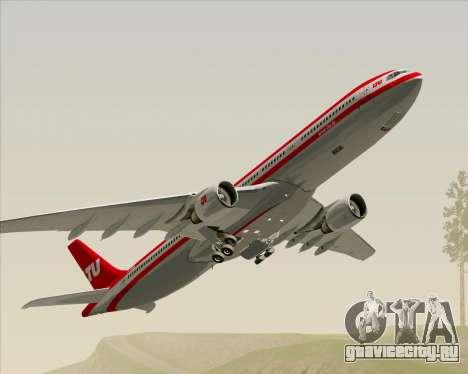Airbus A330-300 LTU International для GTA San Andreas