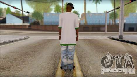 Sweet Full Replacement для GTA San Andreas второй скриншот