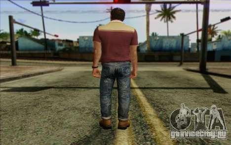 Trevor Phillips Skin v6 для GTA San Andreas второй скриншот