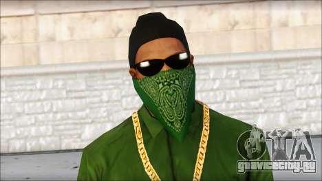 New CJ v4 для GTA San Andreas третий скриншот