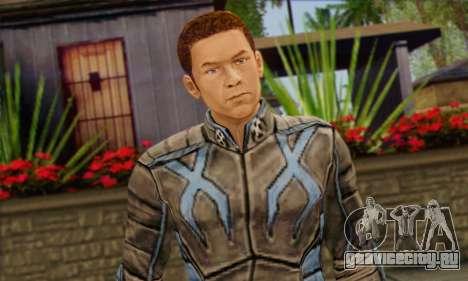Айсмен (X-Men The Official Game) для GTA San Andreas третий скриншот