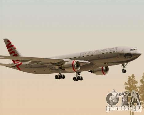 Airbus A330-200 Virgin Australia для GTA San Andreas