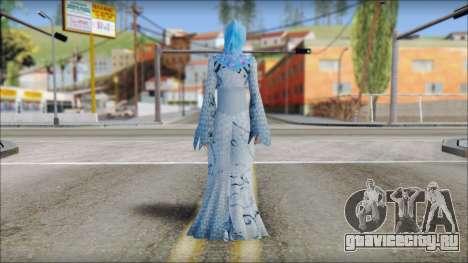 Gaza Tina Armstrong для GTA San Andreas второй скриншот