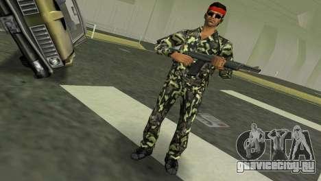 Camo Skin 03 для GTA Vice City второй скриншот