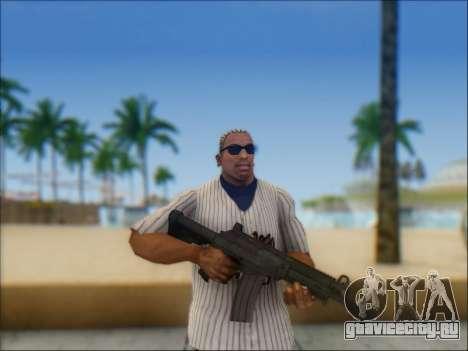 Израильский карабин ACE 21 для GTA San Andreas третий скриншот
