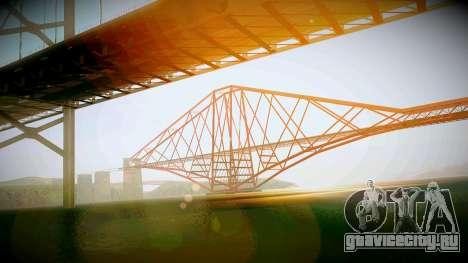 ENB series by Anonim для GTA San Andreas четвёртый скриншот