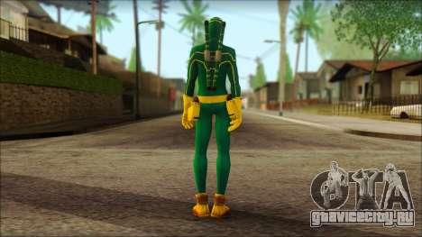 Kick Ass 2 Dave v2 для GTA San Andreas второй скриншот