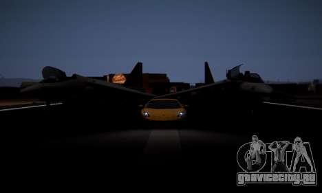 ENB Series by phpa v5 для GTA San Andreas девятый скриншот