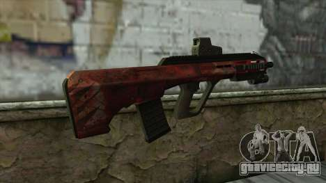 AUG A3 from PointBlank v5 для GTA San Andreas второй скриншот