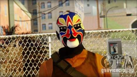 Rob v2 для GTA San Andreas третий скриншот