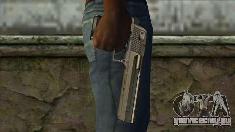 Graffiti Desert Eagle v2 для GTA San Andreas третий скриншот