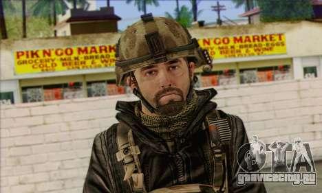 Task Force 141 (CoD: MW 2) Skin 14 для GTA San Andreas третий скриншот