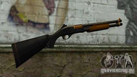 Nitro Shotgun для GTA San Andreas второй скриншот