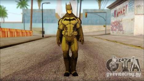 Batman From Batman: Arkham Origins для GTA San Andreas