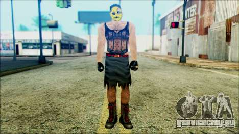 Manhunt Ped 14 для GTA San Andreas