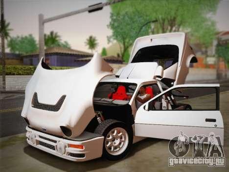 Ford RS200 Evolution 1985 для GTA San Andreas