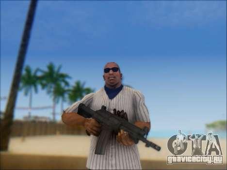 Израильский карабин ACE 21 для GTA San Andreas второй скриншот