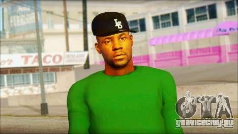 Sweet v2 для GTA San Andreas третий скриншот