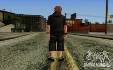 GTA 5 Wade Hebert для GTA San Andreas второй скриншот