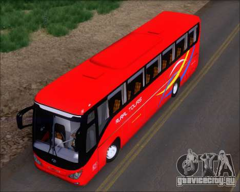 Yanson Viking 4th Generation Rural Tours 10010 для GTA San Andreas вид сзади