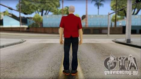 Biff from Back to the Future 1985 для GTA San Andreas второй скриншот