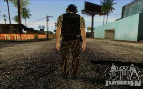 Asano from ArmA II: PMC для GTA San Andreas второй скриншот