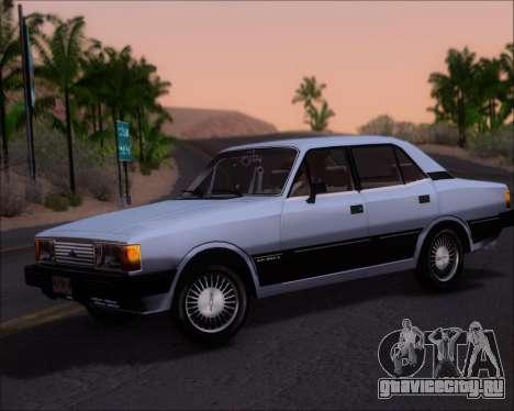Chevrolet Opala Diplomata 1987 для GTA San Andreas
