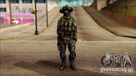 MG from PLA v3 для GTA San Andreas