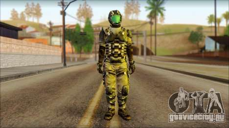 Crew from Dead Space 3 для GTA San Andreas