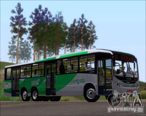 Comil Svelto BRT Scania K310IB 6x2 Sorocaba для GTA San Andreas вид сзади слева