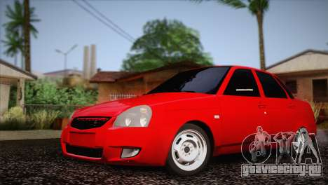 Lada 2170 Priora БПАН для GTA San Andreas
