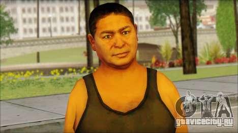 GTA 5 Ped 1 для GTA San Andreas третий скриншот