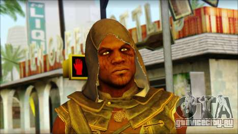 Adewale from Assassins Creed 4: Freedom Cry для GTA San Andreas третий скриншот