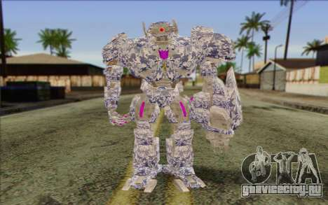 Shockwawe v3 для GTA San Andreas