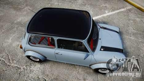 Mini Miglia [Updated] для GTA 4 вид справа