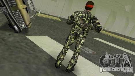 Camo Skin 03 для GTA Vice City третий скриншот