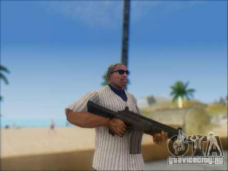 Израильский карабин ACE 21 для GTA San Andreas десятый скриншот