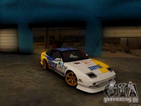 Nissan 240sx Zeetex для GTA San Andreas