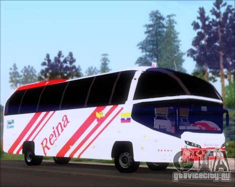 Golden Dragon Reina del Camino для GTA San Andreas вид слева