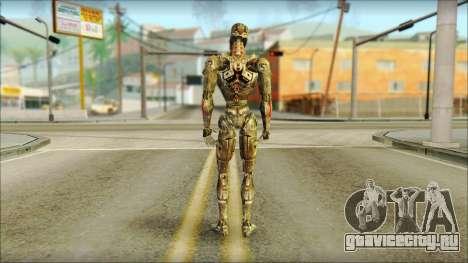 T900 (Терминатор 3: Война машин) для GTA San Andreas второй скриншот