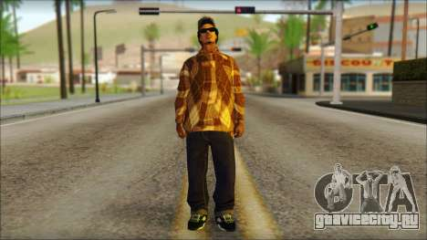 Eazy E Lumberjack Skin для GTA San Andreas