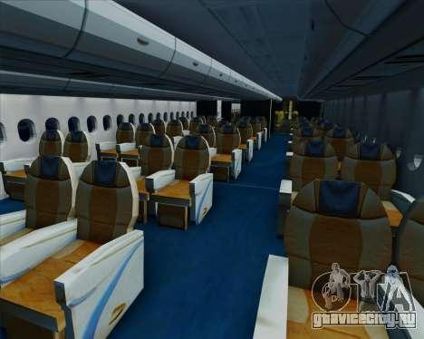 Airbus A380-800 All Nippon Airways (ANA) для GTA San Andreas колёса
