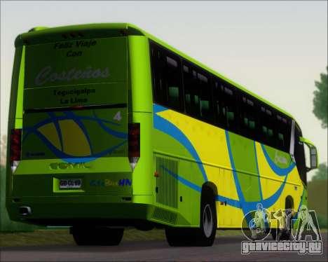 Comil Campione 3.45 Scania K420 Costenos для GTA San Andreas вид снизу