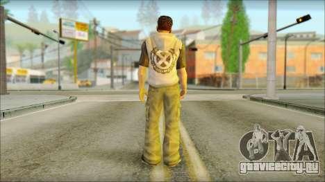 Iceman Street v2 для GTA San Andreas второй скриншот
