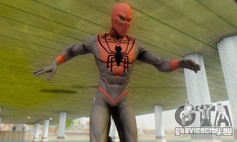 Skin The Amazing Spider Man 2 - Suit Assasin для GTA San Andreas