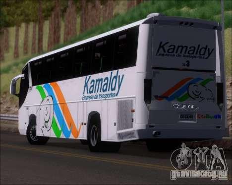 Comil Campione 3.45 Scania K420 Kamaldy для GTA San Andreas вид сверху
