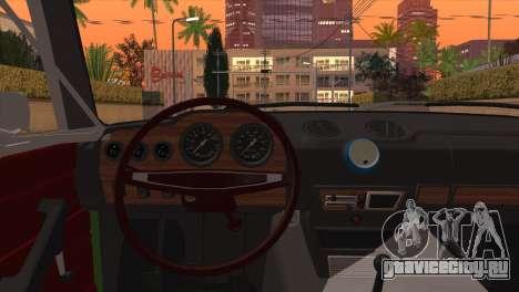 ВАЗ 2103 для GTA San Andreas вид сзади слева