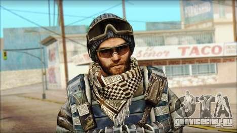 Ветеран (AVA) v2 для GTA San Andreas третий скриншот